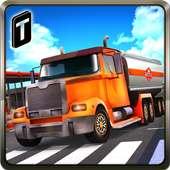 Oil Transport Truck 2016 on 9Apps