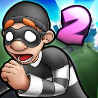 Robbery Bob 2: Double Trouble on 9Apps