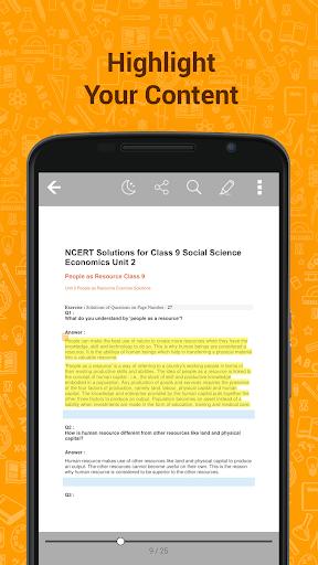 NCERT Books and NCERT Solutions Offline screenshot 13