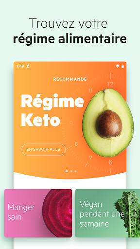 Lifesum: Compteur de Calories screenshot 1