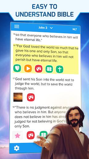 Superbook Kids Bible, Videos & Games (Free App) screenshot 2