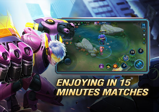 Heroes Evolved 15 تصوير الشاشة