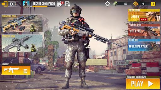 game menembak offline komando screenshot 8