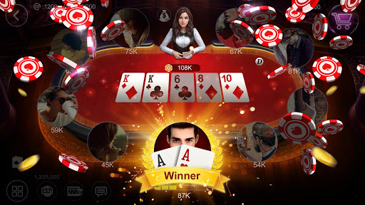 RallyAces Poker screenshot 1