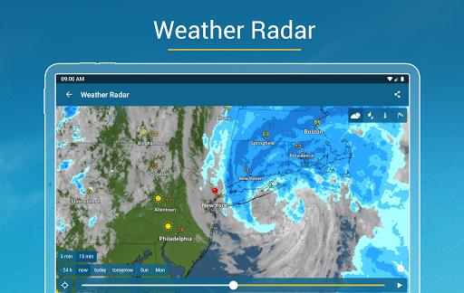 Weather & Radar - Storm radar screenshot 8