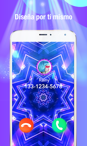 Color Call Flash-Call Screen ,Call Phone,LED Flash screenshot 4