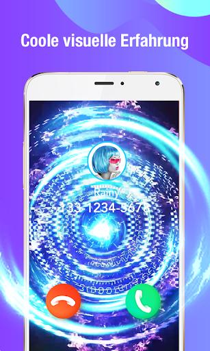 Color Call Flash- Call Screen Call Phone LED Flash screenshot 8