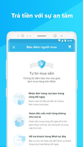 Wish - Mua sắm thật thú vị screenshot 6