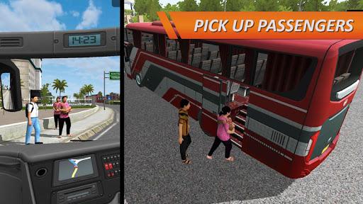 Bus Simulator Indonesia स्क्रीनशॉट 3