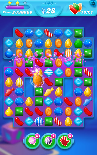 キャンディークラッシュソーダ screenshot 11
