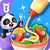बेबी पांडा: कुकिंग पार्टी on 9Apps