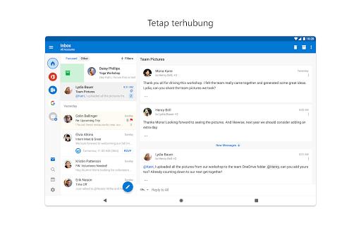 Microsoft Outlook screenshot 7