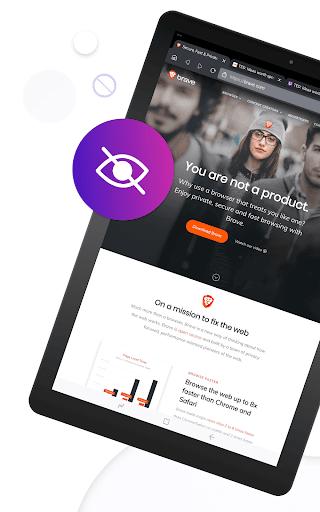 Brave Browser: szybka, bezpieczna, prywatna screenshot 13