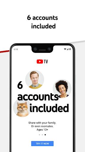 YouTube TV: Live TV & more screenshot 5