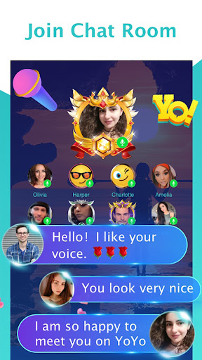 YoYo - Voice Chat Room, Games screenshot 1