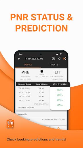 Train Ticket Booking App for IRCTC: Train man screenshot 4