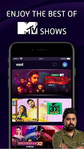 Voot Select Originals, Bigg Boss, MTV, Colors TV screenshot 3