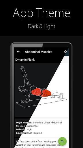 Fitness Trainer FitProSport screenshot 8