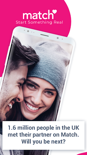 Match : Dating App to Chat, Meet people and date screenshot 1