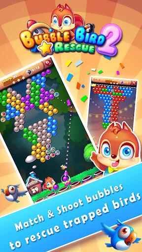 Bubble Bird Rescue 2 - Shoot! screenshot 9