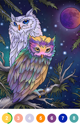 Paint By Number - Coloring Book & Color by Number screenshot 22