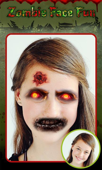 Zombie Face Fun screenshot 3