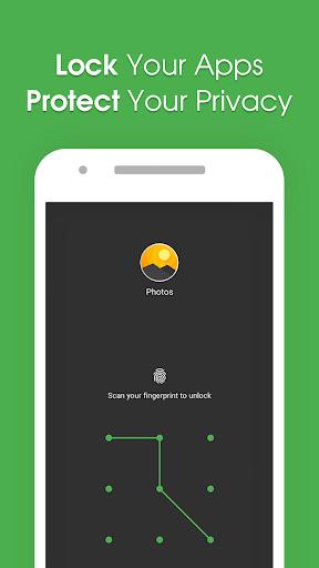 AppLocker  Lock Apps - Fingerprint, PIN, Pattern screenshot 2