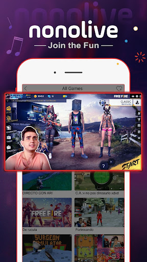 Nonolive - Live Streaming & Video Chat स्क्रीनशॉट 6