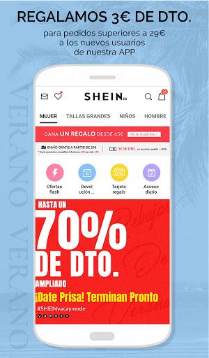 SHEIN - Las tendencias más calientes & de moda screenshot 5