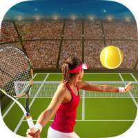 Tennis Multiplayer - Sports Game on 9Apps