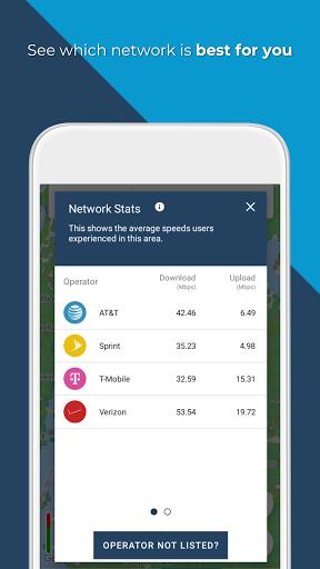 Opensignal - 5G, 4G, 3G Internet & WiFi Speed Test screenshot 6