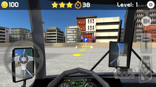 Busparkplatz 3D screenshot 2