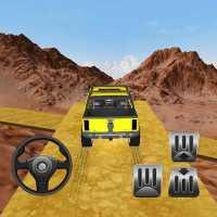 Master Car climb Racing 3D: Stunt 4x4 Offroad on 9Apps
