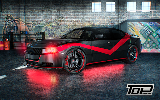 Top Speed: Drag & Fast Racing 3D screenshot 2