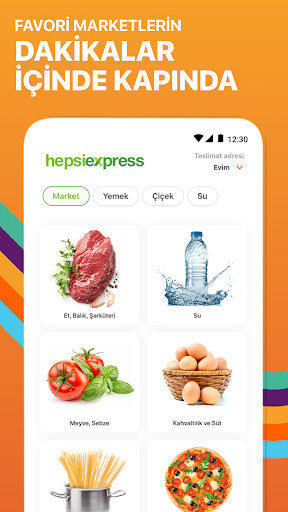 Hepsiburada: Online Alışveriş screenshot 3