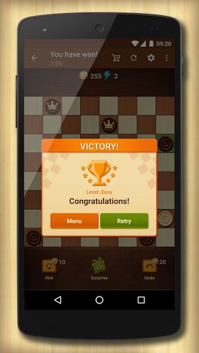 Checkers - strategy board game screenshot 6