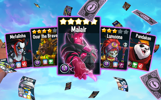 Monster Legends: Breed, Collect and Battle स्क्रीनशॉट 15