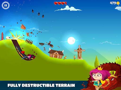 Dragon Hills screenshot 15