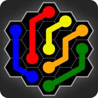 Flow Free: Hexes on 9Apps