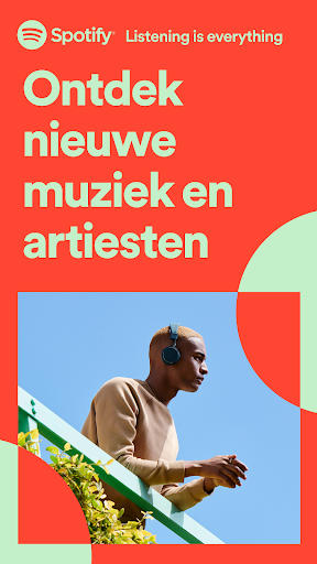 Spotify - Muziek en podcasts screenshot 21
