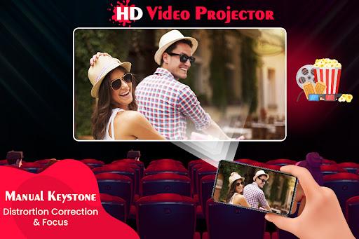 HD Video Projector Simulator screenshot 3