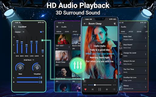 Video speler screenshot 11