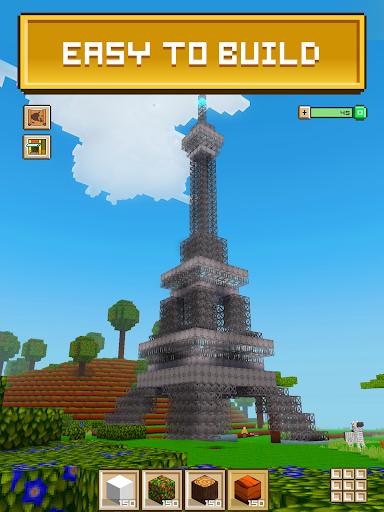Block Craft 3D: จำลอง การ สร้าง screenshot 2