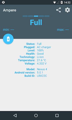 Ampere screenshot 5