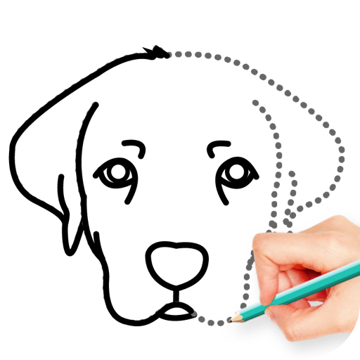 How To Draw Animal आइकन