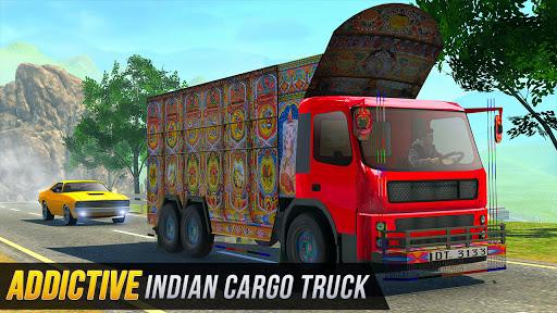 Indian Cargo Truck Driver 2021 screenshot 4