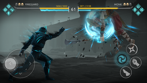 Shadow Fight Arena — PvP Fighting game screenshot 3