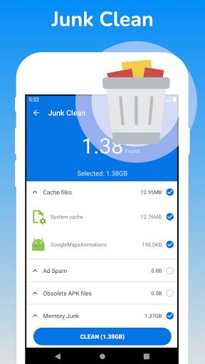 4 GB RAM Memory Booster - Cleaner | AppLock | Cool screenshot 5