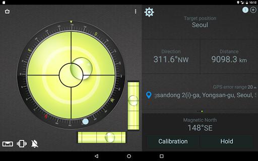Compass Level & GPS screenshot 19