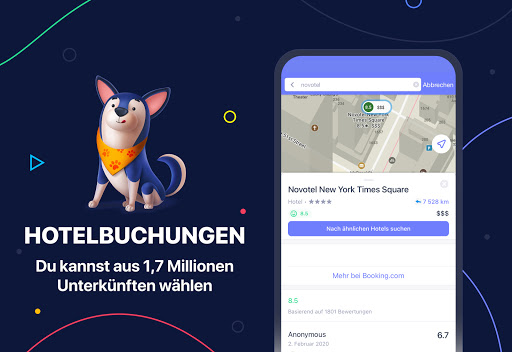 MAPS.ME – Offline-Karten, GPS-Navigation screenshot 5